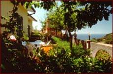 Meerblick von der Terrasse, Appartamenti Casa Marianna, Capoliveri, Insel Elba