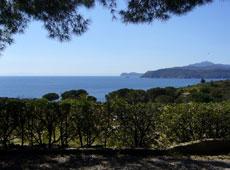 Garten, Casa Elli, Capoliveri, Insel Elba