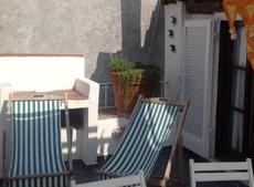Dachterrasse, Ferienwohnungen Casa Schiavoni, Capoliveri, Insel Elba