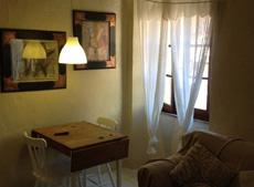Wohnschlafzimmer der kleineren Wohnung, Ferienwohnungen Casa Schiavoni, Capoliveri, Insel Elba