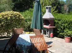 Terrasse, Ferienhaus Casa Forte Bianca, Capoliveri, Insel Elba