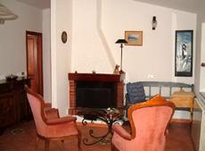 Wohnzimmer, Ferienhaus Casa Forte Bianca, Capoliveri, Insel Elba