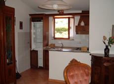 Küche, Ferienhaus Casa Forte Bianca, Capoliveri, Insel Elba