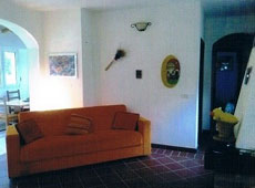 Wohnzimmer, Ferienhaus Casa Gelsi A, Capoliveri, Insel Elba