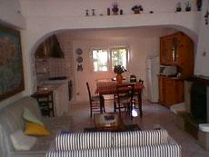 Wohnzimmer, Ferienhaus Casa Gelsi C, Capoliveri, Insel Elba