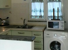 Küche, Ferienhaus Casa Lele, Capoliveri, Insel Elba