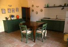 Küche, Ferienwohnungen Casa Matorella, Capoliveri/Lido, Insel Elba