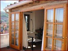 Terrasse, Ferienhaus Casa Mauder, Capoliverie, Insel Elba