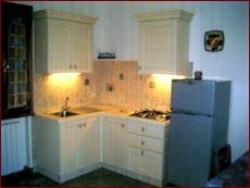 Ferienhhaus Casa Meridiana 2, Küche