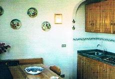 Küche, Ferienhhaus Casa Meridiana, Capoliveri, Insel Elba
