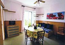 Wohnzimmer, Ferienhaus Casa Minicucci, Capoliverie, Insel Elba