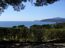 Panoramablick, Casina Elli, Capoliveri, Insel Elba