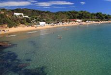 Sandstrand, Ferienhaus Gelsi, Capoliveri, Insel Elba