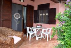 Terrasse, Ferienhaus Gelsi, Capoliveri, Insel Elba