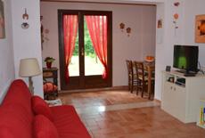 Wohnzimmer, Ferienhaus Gelsi, Capoliveri, Insel Elba