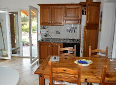 Küche, Ferienhaus, Haus Paul, Capoliverie, Insel Elba