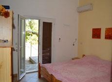 Schlafzimmer, Ferienhaus, Haus Paul, Capoliverie, Insel Elba