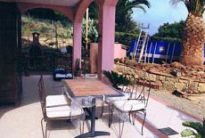 Terrasse, Ferienwohnungen Villa Maria-Giovanna, Capoliveri, Insel Elba