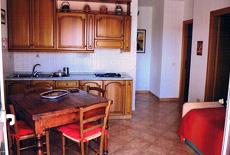Küche, Ferienwohnungen Villa Maria-Giovanna, Capoliveri, Insel Elba