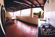 Terrasse, Ferienwohnung Cavoli, Cavoli, Insel Elba