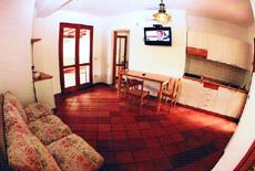 Küche, Ferienwohnung Cavoli, Cavoli, Insel Elba