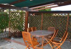 Terrasse, Ferienhaus Casa Marcello, Marina di Campo, Insel Elba
