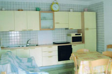 Ferienhaus Haus Maffia C, Küche, Marina di Campo/La Pila, Insel Elba