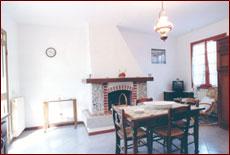 Haus Mazzella Wohnküche
