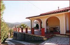 vordere Terrasse, Ferienhaus Santini, Marina di Campo, Insel Elba