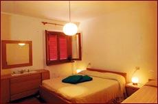 20m² Schlafzimmer, Ferienhaus Santini, Marina di Campo, Insel Elba