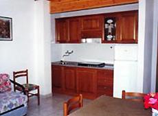 Küche, Ferienwohung, Winzer Pepe, Marina di Campo, Insel Elba