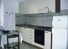 Küche, Ferienwohnung Benedetta, Marina di Campo, Insel Elba