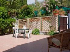 Terrasse, Ferienwohnungen Casa Monica, Fetovia, Insel Elba