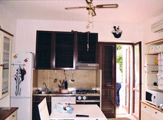Wohnküche, Ferienwohnungen Casa Monica, Fetovia, Insel Elba
