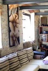 Wohnraum, Ferienhaus Casa Laura, Seccheto, Insel Elba