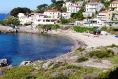 Strand, Ferienhaus Casa Laura, Seccheto, Insel Elba