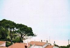 Panoramablick auf das Meer, Ferienwohnung Villa Jutta, Seccheto/Marmeggi, Insel Elba