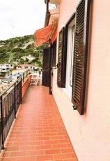 Veranda, Ferienwohnung Villa Jutta, Seccheto/Marmeggi, Insel Elba