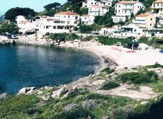 Strand, Ferienwohnung Villa Jutta, Seccheto/Marmeggi, Insel Elba