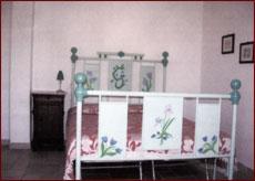 Ferienwohnung Casa Stefania, Schlafzimmer