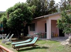 Terrase, Ferienhaus Seccheto-Villetta, Seccheto, Insel Elba