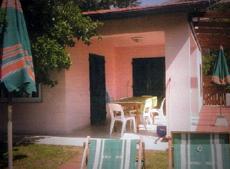 Terrasse, Ferienhaus Seccheto-Villetta, Seccheto, Insel Elba