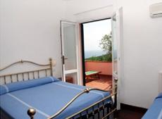 Schlafzimmer, Ferienhaus Seccheto-Villetta, Seccheto, Insel Elba
