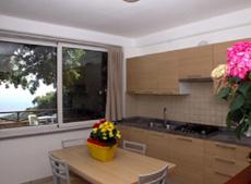 Küche, Ferienhaus Seccheto-Villetta, Seccheto, Insel Elba