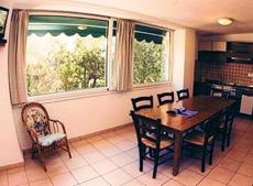 Küche, Ferienhaus Seccheto-Villina, Seccheto, Insel Elba