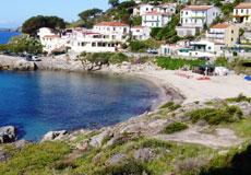 Strand, Ferienwohnung Ida, Seccheto, Insel Elba